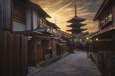 Goodnight Kyoto by Matt Jackisch