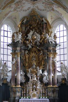 High altar | Flickr: Intercambio de fotos