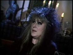 """An edited excerpt from the 1998 documentary """"Witch City"""" featuring Laurie Cabot - the """"Official Witch of Salem. Wiccan, Magick, Witch Queen, Traditional Witchcraft, Witch Herbs, The Ancient One, Gothic Furniture, Witch Craft, American Horror Story"""
