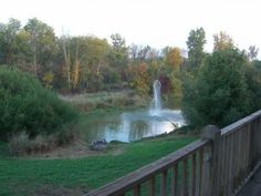 Out in nature, the perfect spot for a rustic wedding! Marian Hills Farm - Fort Wayne Indiana - Rustic Wedding Guide