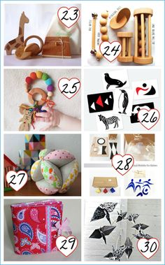 Montessori Nature: BABY SHOWER GIFT IDEAS.