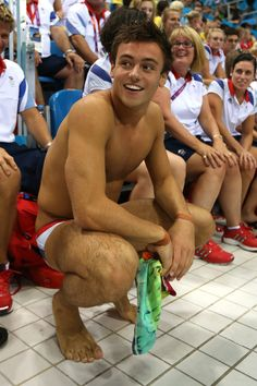 Tom Daley Birthday: We Celebrate The 'Splash!' Star's 20th With His 100 Sexiest Snaps (PICS)