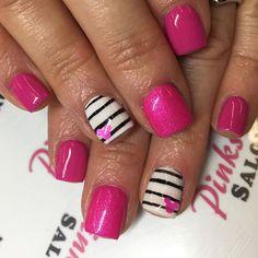 Pink Disney nails!  #nailsbylindsey #rivertonnails #saltlakenails #nailideas #naildesigns #utahnails #pinkssalon #nailart #youngnails #nailaddicts #nailsofinstagram #nailpromagazine #nailsmag #notd #nails #acrylicnails #slcnails #nailprodigy #nailgasm #nailstagram #nailartjunkie #ynutah #youngnailsutah #disneynails