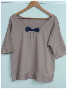 Tuto tee-shirt loose Mcpb