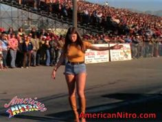 Nostalgia Drag Racing  from American Nitro warning boys Jungle Pam is in the HOUSE!