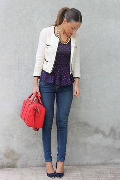 Recreate with@cabiclothing  Ruby, Textured Cami and Socialite Sweater or Static Jacket