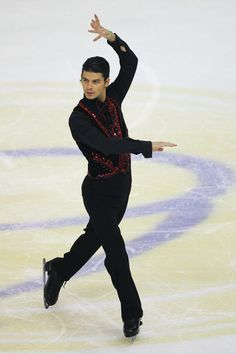 2007 Cup of China  Stéphane Lambiel, FS