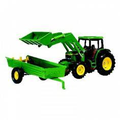 Ertl 1-32 John Deere 6210 Tractor Set - Mills Fleet Farm