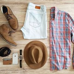 Sunday afternoon outfit.   davidshadpour.com