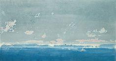 "Saatchi Online Artist George Antoni; Painting, ""Scratch Horizon 019"""