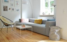 Awesome Schlafzimmer Ideen Nordisch that you must know, You?re in good company if you?re looking for Schlafzimmer Ideen Nordisch Cozy Living Rooms, My Living Room, Living Room Interior, Home And Living, Sofa Skandinavisch, Cozy Reading Corners, My New Room, Room Inspiration, House Design