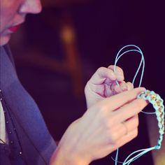 creating a bracelet