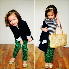 Future daughter.