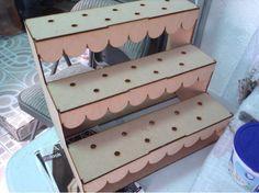 Portapaletas, exhibidor para mesa de dulces