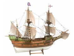 Mayflower Wooden Model Ship Kit