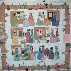 town and coutry quilt beautiful Original Quilt Patterns by Helen Scott