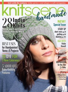 """Check out page 57, """"Red Feather"""" for Karen Gietzen's latest design!!"""