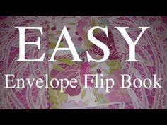 EASY Envelope Flip Book Tutorial for Beginners - YouTube