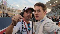 """Belofte: """"Ik zorg ervoor dat Stoffel Vandoorne volgend jaar in Formule 1 rijdt""""…"""
