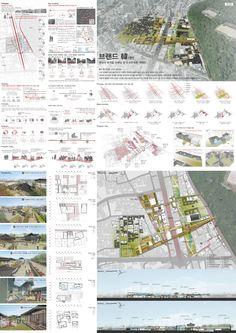 Landscape Gardening Names Landscape Architecture Model, Architecture Collage, Architecture Board, Architecture Portfolio, Urban Landscape, Landscape Design, Contemporary Landscape, Architecture Presentation Board, Presentation Boards