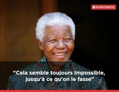 Les 10 plus belles citations de Nelson Mandela