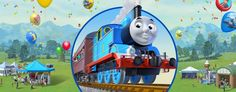Thomas the Tank Engine event giveaway