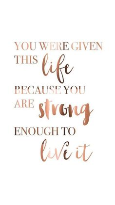 Inspirational and motivational quotes to live your life by Words, and quotes for love and life. Funny quotes, love quotes, sports quotes and quotes for some life motivation Cute Quotes, Great Quotes, Quotes To Live By, Cute Motivational Quotes, This Is Life Quotes, Quotes On Walls, Cute Sayings, Motivational Quotes For Life Positivity, Sayings And Quotes