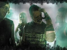 Music Wallpaper: Combichrist