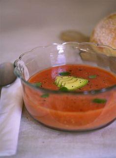 watermelon gazpacho_honest fare