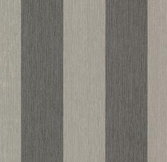 "33' x 20.5"" Ardor Black Stripe Wallpaper"