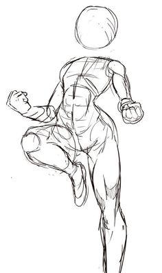 Anatomy Drawing, Anatomy Art, Manga Drawing, Gesture Drawing, Body Reference Drawing, Drawing Reference Poses, Drawing Tips, Drawing Ideas, Drawing Techniques