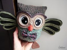 Sooooo Cute! crochet Happiness le blog by Gédane