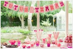 {PARTY} Tutus & Tiaras | Life & Baby | Baby Showers : Parties : Nurseries : Baby Products : Baby Deals