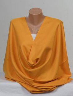 cf0b7facf572fb Yellow Holiday Fashion accessories. Pashmina Shawl , Cashmere and Silk SCARF.  Fall oversize scarf. Christmas gift