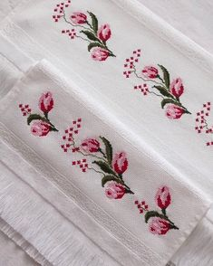 Hand Towels, Pansies, Cross Stitch, Kitchen, Tejidos, Animales, Needlepoint