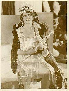 1927 Miss América, Lois Delander Miss Illinois