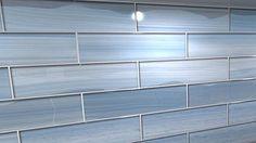 "Big Blue Glass Tile Perfect for Kitchen Backsplashes and Showers, 3""x12"" Sample Bodesi - Mosaic and Glass Tile http://www.amazon.com/dp/B00TBRYEFA/ref=cm_sw_r_pi_dp_olRjvb1BG9J3R"