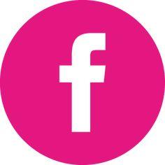 Resultado de imagem para redes sociais rosa png