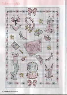Gallery.ru / Фото #8 - Cross Stitch Crazy 085 май 2006 - tymannost
