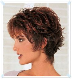 We see a lot of hairstyles all around us but the new short shaggy hairstyles which aren't common in women. This hairstyle is being made by the girls who knew hairstyle inside. This particular hair… Medium Shaggy Hairstyles, Short Shaggy Haircuts, Short Choppy Hair, Short Hairstyles For Thick Hair, Haircut For Thick Hair, Short Hair With Layers, Short Hair Cuts For Women, Short Layered Curly Hair, Short Hair Back