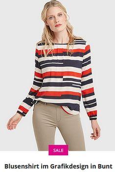 Erhältlich im onlineshop von bonita.de mit 8% Cashback für KGS Partner Abs, Shirts, Blouse, Women, Fashion, Fashion Women, Moda, Crunches, Fashion Styles