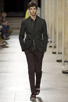 Hermès Spring 2017 Menswear Fashion Show