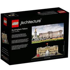 LEGO Buckingham Palace 21029 Architecture London Great Britain new sealed All Lego, Lego For Kids, Buckingham Palace London, Brick Companies, Victoria Memorial, Lego Building Blocks, Building Toys, Lego Construction, Royal Residence