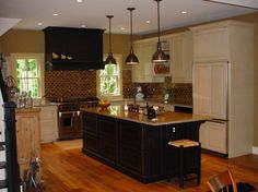 kitchen designs photo gallery rustic | Kitchens Middleburg Design Company