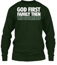 God, Family, Spartans