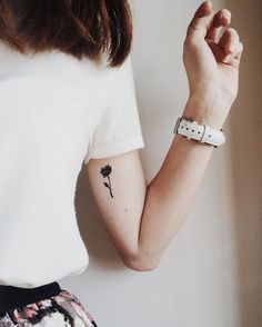 #tattoo #delicado #rosa #flor