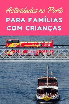 9 atividades no Porto para famílias com crianças | Portoalities