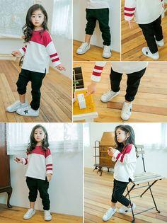 Basic Leggings [EDDY KIDS] 11Street #childrenwear #bottoms #koreanstyle