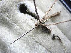 Milanese buttonhole (this site is filled with the greatest tuts and ideas!)