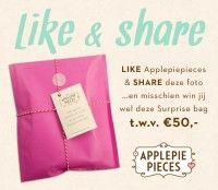 Maak kans op een Surprise bag t.w.v. €50,-